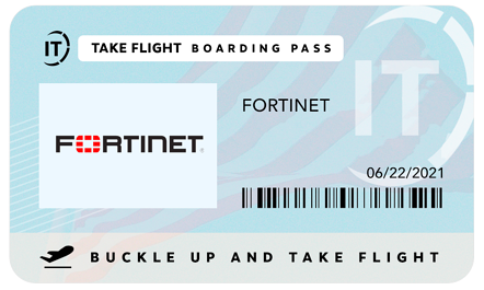 Fortinet Passport for June 22 2021 with Lincoln IT