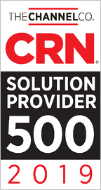 2019 Solution Provider 500 Winner Logo