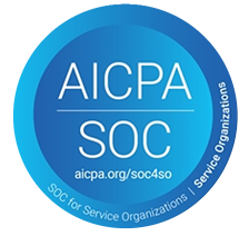 AICPA SOC Certification Badge