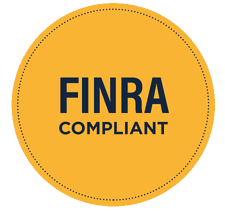 FINRA Compliant Badge