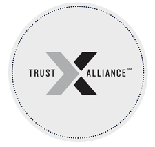 Trust X Alliance Badge