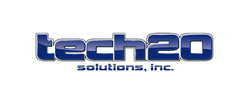 tech20 solutions logo